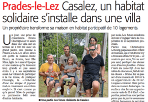 Midi Libre, 2 septembre 2017