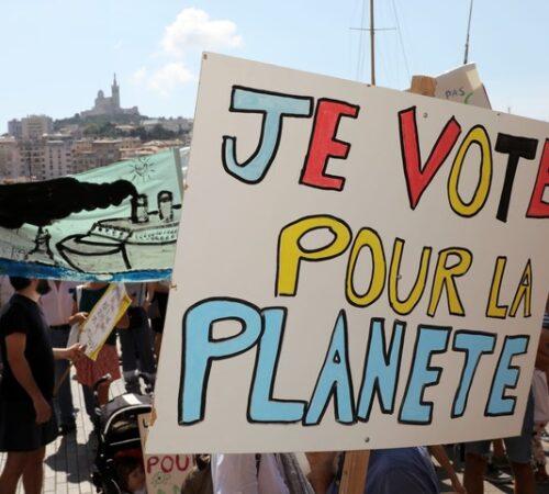 La marche pour le Climat – Montpellier