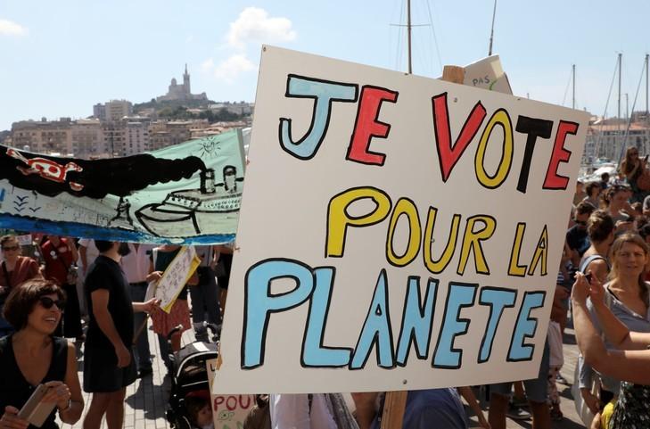 You are currently viewing La marche pour le Climat – Montpellier