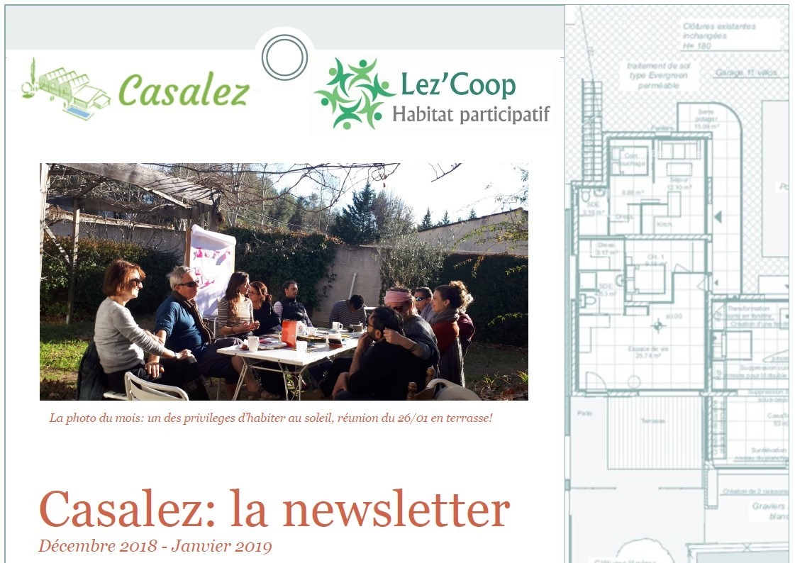 You are currently viewing Newsletter décembre/janvier