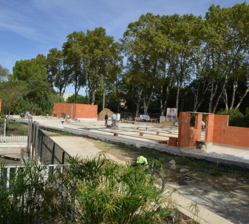 15 octobre 2021 à 17h : Casalez marque le coup de son premier module bois-paille